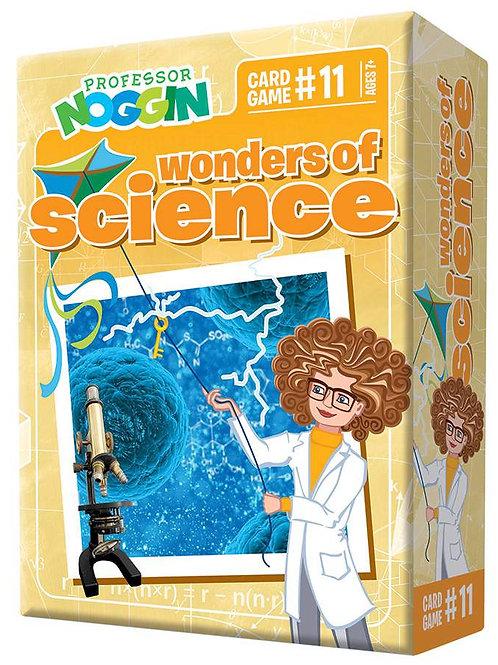 Professor Noggins- Wonders of Science