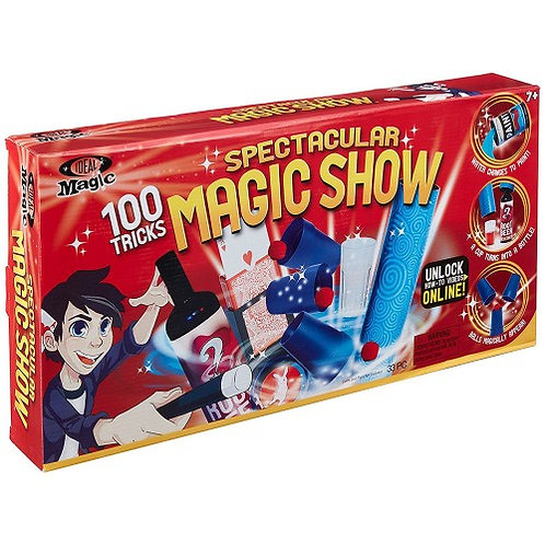 Spectacular Magic Show- 100 Tricks