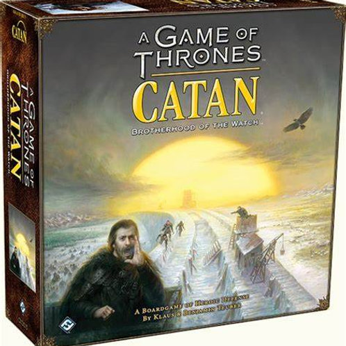 Catan Game of Thrones Edition