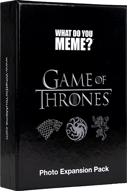 What Do You Meme? Game of Thrones Edition