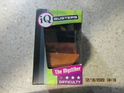 IQ Busters- The Mystifier