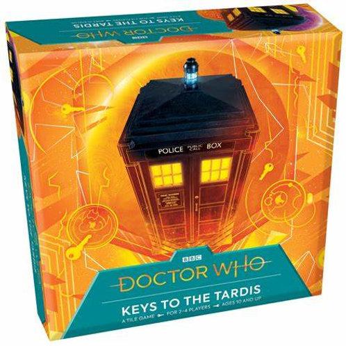 Dr. Who- Keys to Tardis