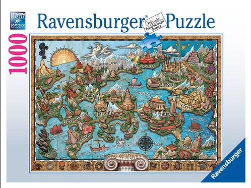 1000pc Ravensburger-16728