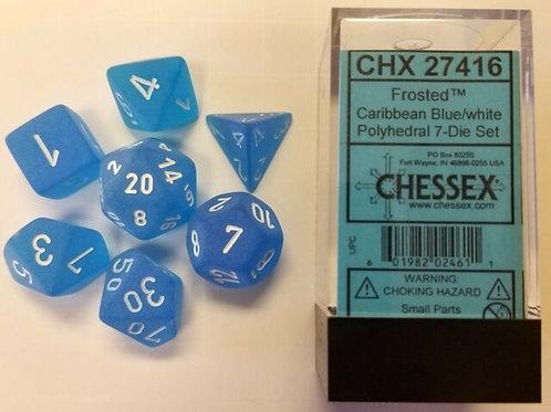 D&D Polyhedral 7-Die 27416