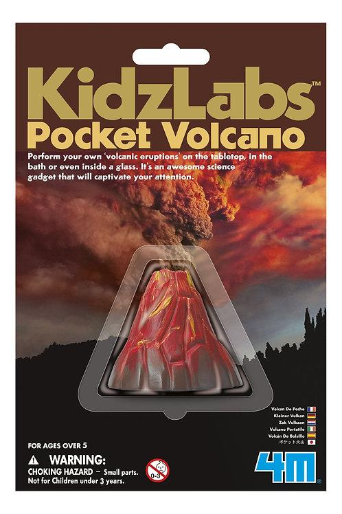 KidzLabs Pocket Volcano