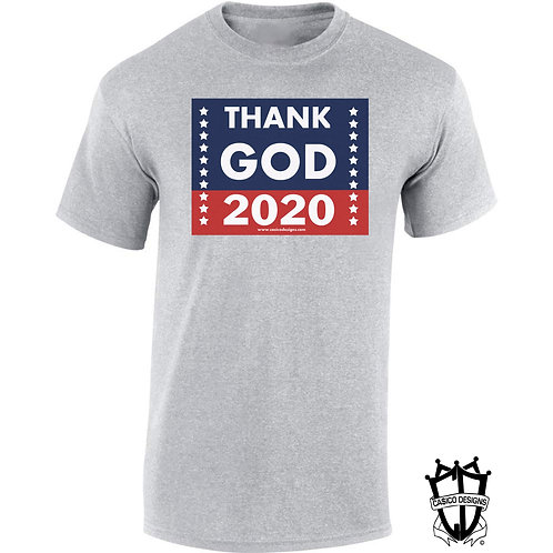 Thank God T Shirt