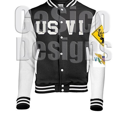 VI Pride Lettermans Jacket