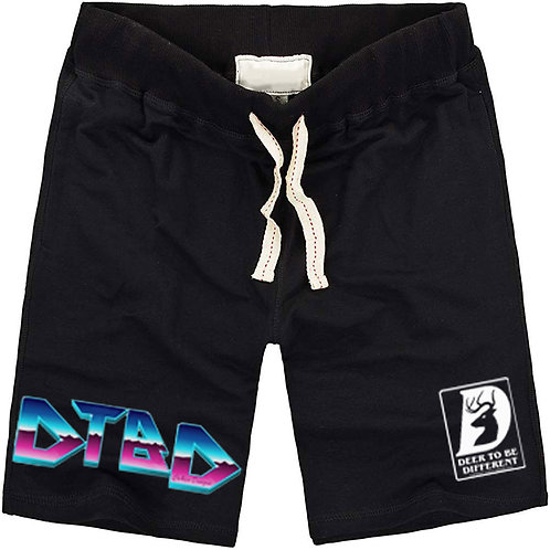 Deer To Be Different Short (black/multi)