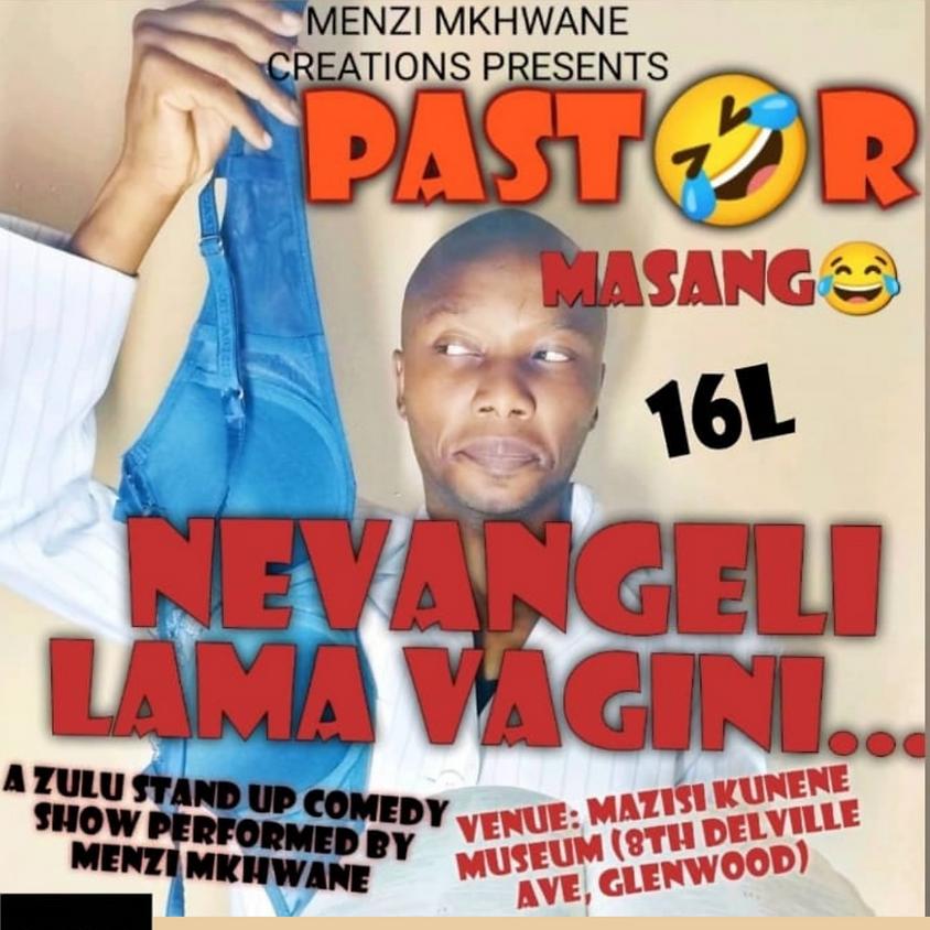 PASTOR MASANGO nevangeli lama vagini