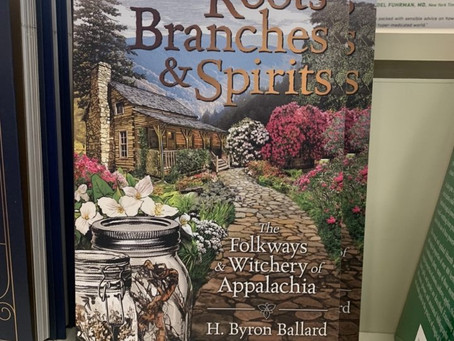 The deep roots of witchcraft in Appalachia