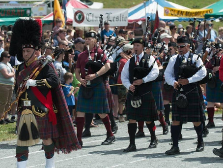 Grandfather Mountain Highland Games set to celebrate 65th anniversary