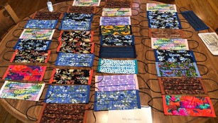 """The maker-spirit"": Appalachian women make, donate cloth masks during COVID-19"