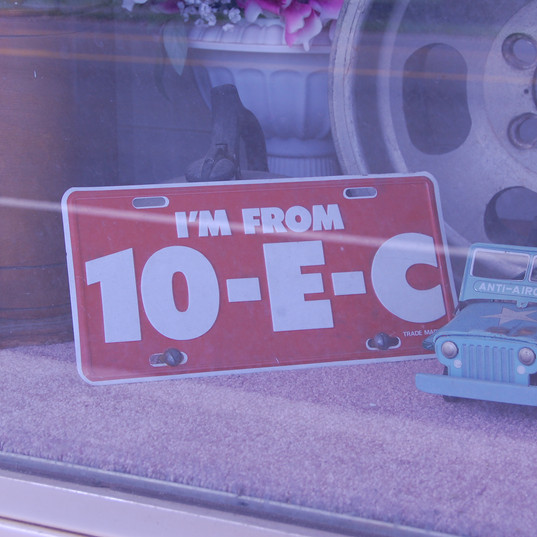 10-E-C Sign