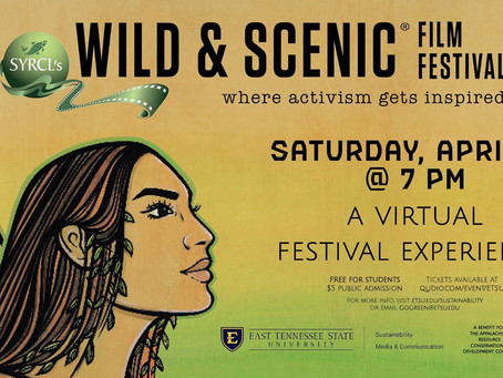 SYRCL's annual Wild and Scenic Film Festival to hit ETSU virtually