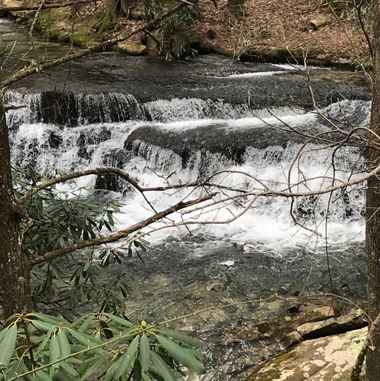 Starr Mountain creek