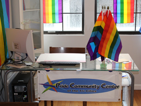 Pride Community Center funded by donations, fundraising