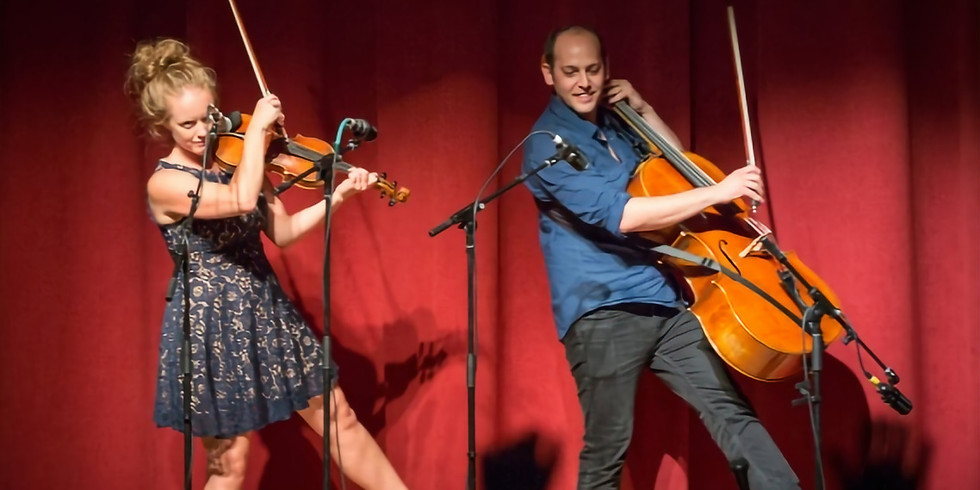 Mike Block and Hanneke Cassel duo concert