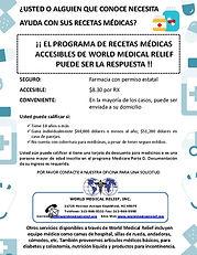 Prescription Program Flyer Spanish updated August 2021.jpg