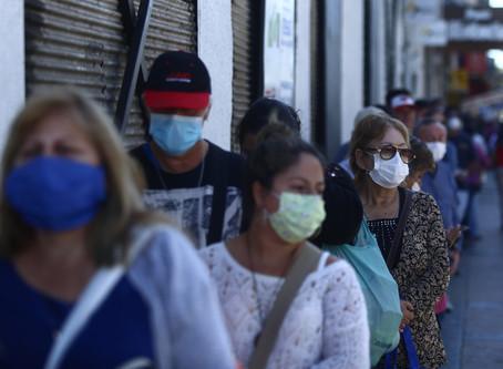 Funes superó los 300 casos de coronavirus