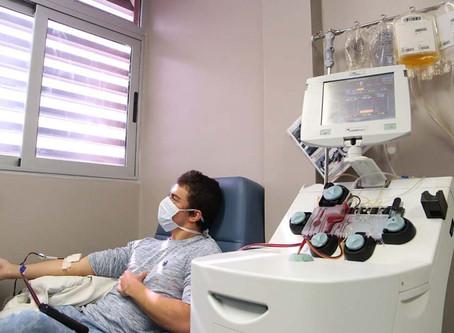 Roldán: Campaña para donación de plasma de pacientes recuperados de covid-19