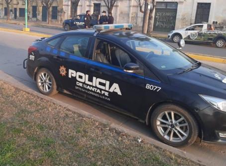 Roldán: Allanaron 4 propiedades y secuestraron material robado junto con estupefacientes