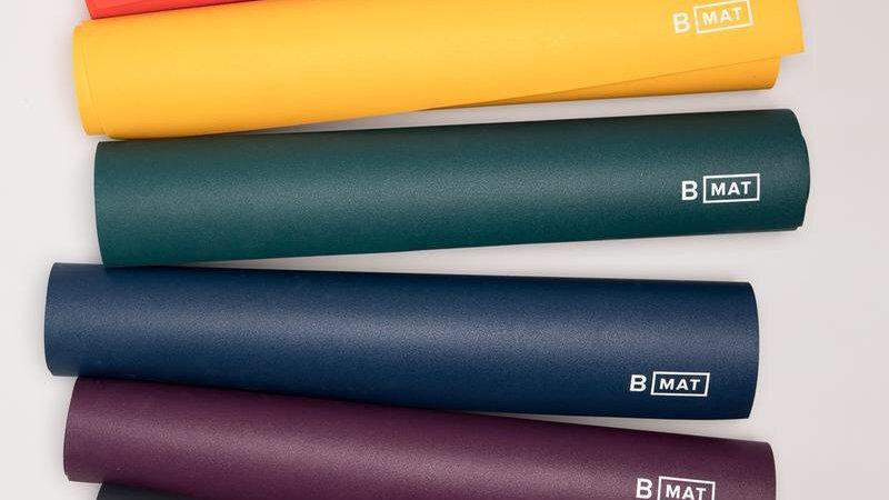 B Mat - Everyday 4mm Yoga Mat