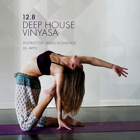 Deep House Vinyasa