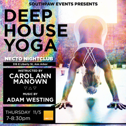 Deep House Yoga 11.5.15