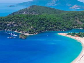 Türkiyənin ən yaxşı 15 çimərliyi