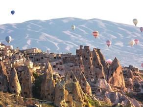 Kappadokiya (Kapadokya) Ürgüp Göreme Nevşəhir