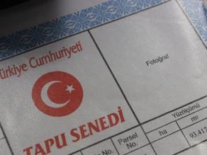 TAPU-Türkiyə Respublikasının əmlak haqqında şəhadətnaməsi