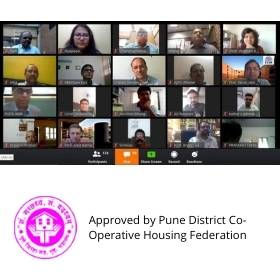 pune district co-operative housing federation approval mobile