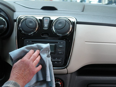How To Properly Sanitize Your Vehicles During This Pandemic