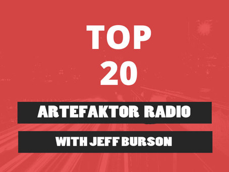 'Sand' peaked at no. 7 on Artefaktor TOP 20!