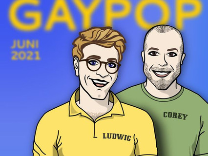 """QueerUp Radio: """"Switzerland gets new Pride-Hymn with Your Funny Uncle's Rainbow Over Moscow"""""""