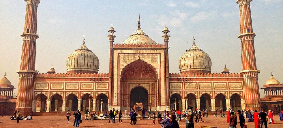 Jama Masjid, Delhi - Beauty of India Tours