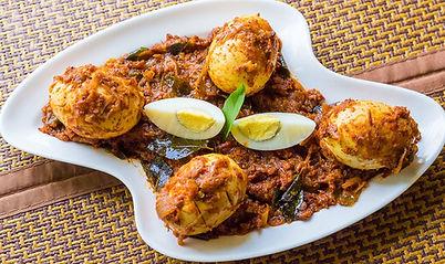 Kerala exquisite cuisine