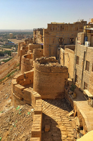 Jaisalmer Fort - Beauty of India Tours
