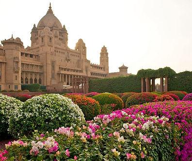 Umaid Bhawan Palace - Beauty of India Tours