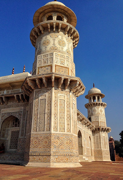 Baby Taj, Agra - Beauty of India Tours