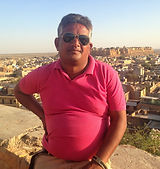 Raju Kumar, Jaisalmer - guide extraordinaire