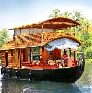 Kerala Houseboat Tours