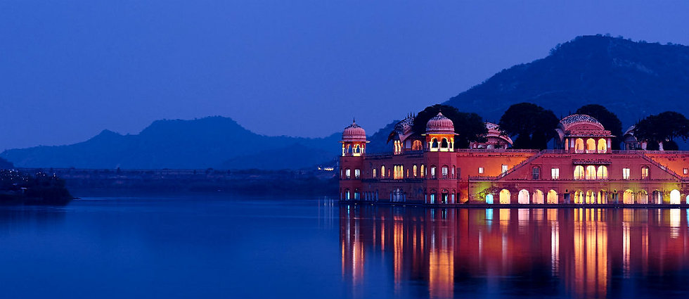 Lal Mahal, Jaipur with Beauty of India Tours