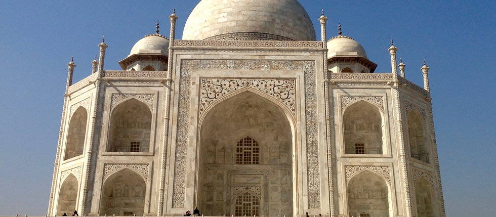 Taj Mahal, Agra - Beauty of India Tours