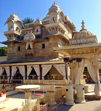 Jag Mandir Island, Hotel and Spa, Udaipur - Beauty of India Tours