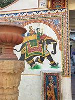 Mandawa Havelis, Shekawati, India
