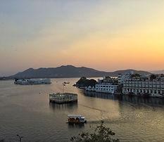 Udaipur Lakes, India