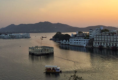 The most romantic city in India - Udaipur