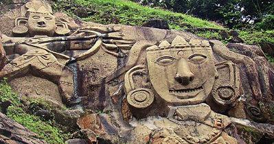 N.E. India Unakoti-Hill.jpg