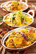 Indian feast - Beauty of India Tours